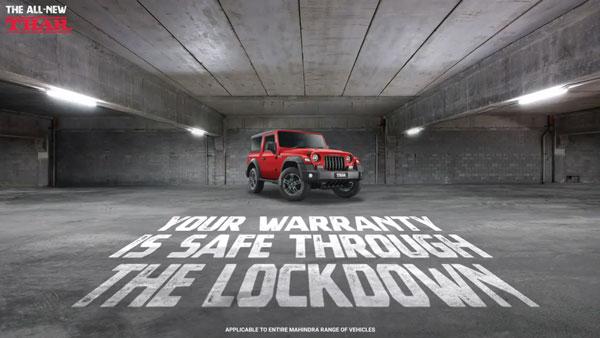 Mahindra ने Warranty Period को 31 जुलाई तक बढ़ाया, जानें