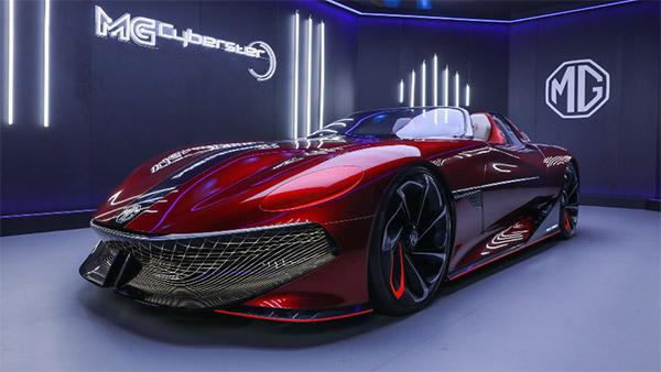 MG Cyberster इलेक्ट्रिक स्पोर्ट्स कार का उत्पादन होगा शुरू, सीमित संख्या में होगी उपलब्ध