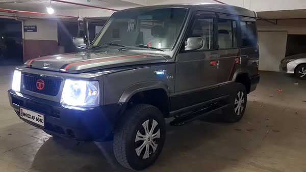 15 साल पुरानी Tata Sumo को मिला नया अवतार, नहीं लग रही किसी Luxury SUV से कम, देखें वीडियो
