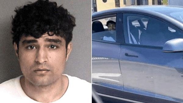 गिरफ्तारी के बाद भी India-Origin युवक ने दोबारा USA में ऑटोपायलट पर चलाई Tesla कार, देखें