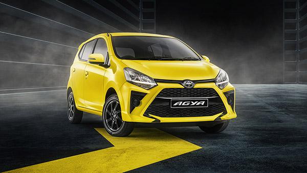 Toyota ने Agya हैचबैक डिजाईन को भारत में Patent, जानें डिजाईन, फीचर्स