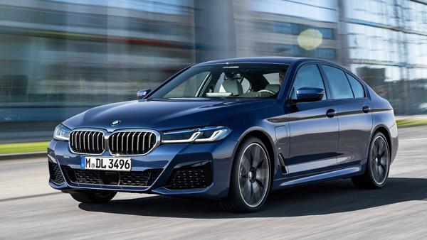 BMW 5 Series फेसलिफ्ट 24 जून को होगी भारत में लाॅन्च, जानें खासियतें