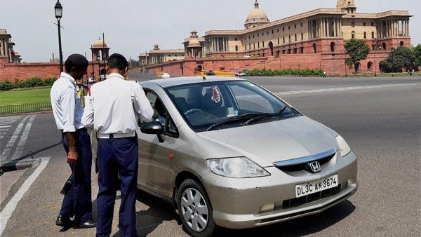 दिल्ली में स्पीड लिमिट तोड़ना पड़ रहा है भारी, एक सप्ताह में 48,000 वाहनों का कटा चालान