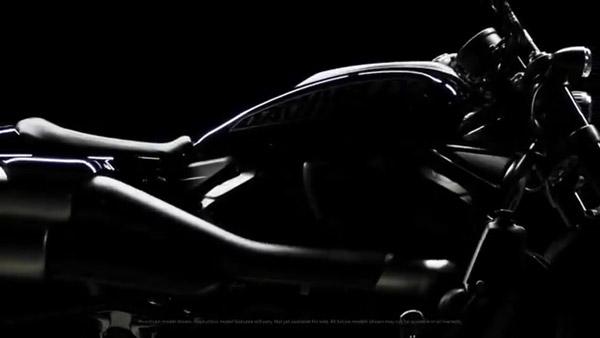 हार्ले-डेविडसन ला रही है 1250cc की नई क्रूजर बाइक, टीजर किया जारी