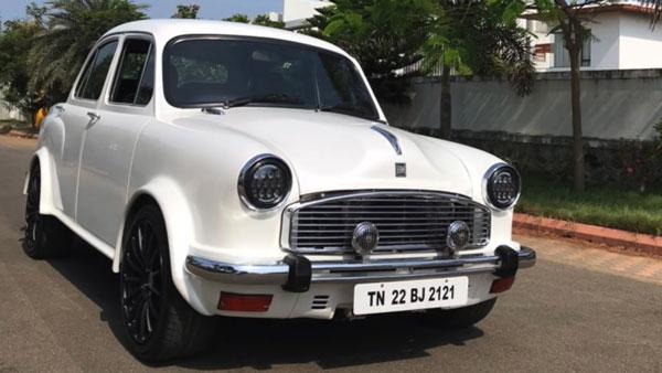 यह Hindustan Ambassador पैदा करती है 200bhp की पावर, देती है BMW कार को टक्कर