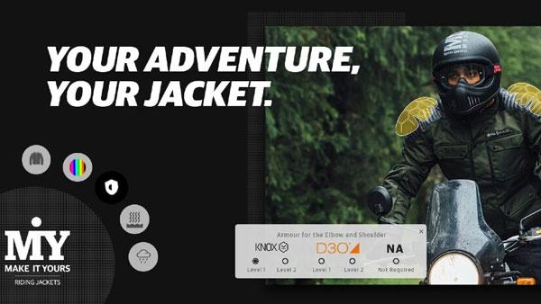 अब राॅयल एनफील्ड की जैकेट खरीदने से पहले कर सकेंगे कस्टमाइज, जानें कैसे