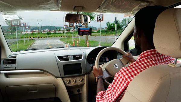 अगर ड्राइविंग टेस्ट में हो गए हैं फेल तो मांग सकते हैं वीडियो रिकाॅर्डिंग, ये होगा फायदा
