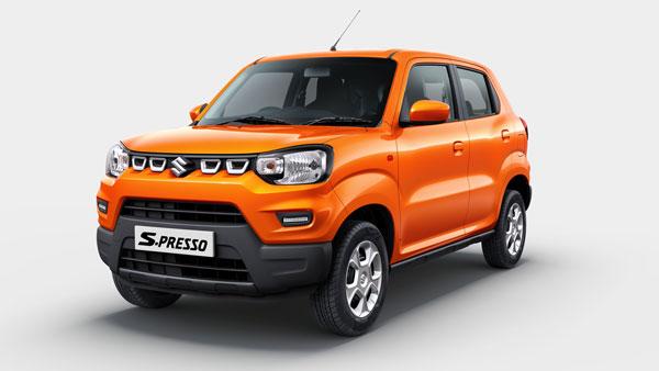 Maruti S-Presso Std बेस मॉडल खरीदने की सोच रहे है तो जानें कीमत, फीचर्स, इंटीरियर, इंजन
