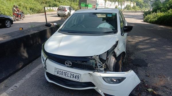 एक्सीडेंट के बाद कार की तारीफ करते नहीं थक रहा Tata Altroz का ड्राइवर, जानें क्या है वजह