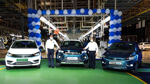 Tata Motors भारतीय बाजार में बेचे 10,000 इलेक्ट्रिक वाहन, कंपनी के लिए बड़ी उपलब्धि
