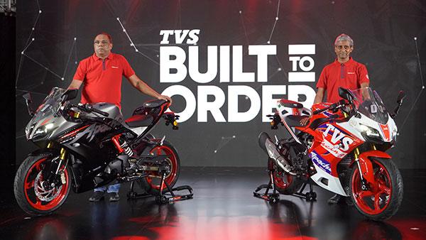 TVS की ये बाइक ग्राहकों को खूब आ रही है पसंद, लाॅन्च के कुछ दिनों बाद पूरी तरह बिक गई बाइक