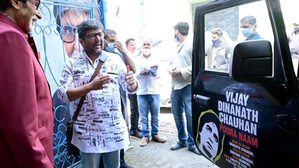 Mahindra Thar को Amitabh Bachchan थीम से सजाया, Anand Mahindra ने किया Tweet