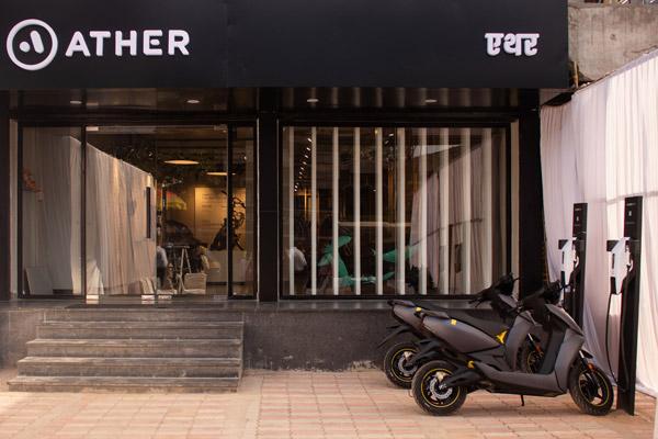 Ather 450X की बिक्री अब इस नए शहर में हुई शुरू, कंपनी का 19वां एक्सपीरियंस सेंटर