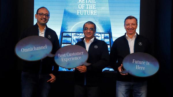Mercedes-Benz ने भारत में शुरू किया 'Retail of the Future' बिजनेस, जानें क्या होगा फायदा