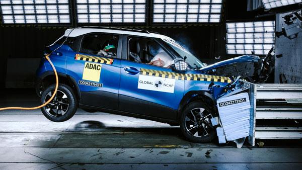 आ गयी Tata Punch की सेफ्टी रेटिंग, 5 स्टार रेटिंग के साथ बनी सेगमेंट की सबसे सुरक्षित कार