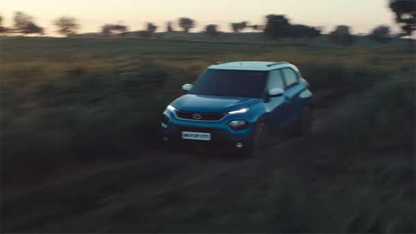 Tata Punch का नया वीडियो हुआ जारी, देखें इस छोटी कैसी लगती है