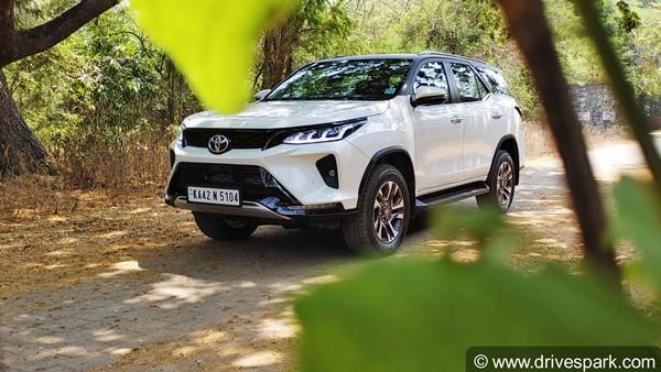 SUV Sales September 2021: टोयोटा फॉर्च्यूनर अभी भी बिक्री में नंबर एक, बाकी सब को छोड़ा पीछे