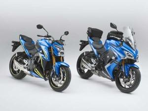 सुजुकी मोटरसायकिल ने नई जीएसएक्स-एस1000 और जीएसएक्स-एस1000एफ स्पेशल एडिशन बाइक्स को किया लॉन्च