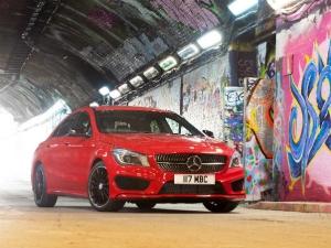 एक नए पॉवरफुल ए-क्लास पर कार्य कर रहा है Mercedes-AMG