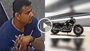 टेस्ट ड्राइव के बहाने 8 लाख की हार्ले डेविडसन बाइक ले उड़ा चोर
