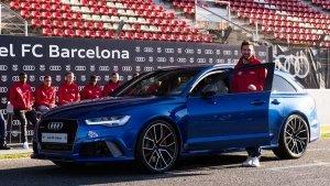 Lionel Messi का कार कलेक्शन - Range Rover से Audi RS6 Avant तक