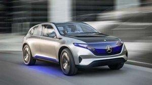 भारत में ही बनेंगे मर्सिडीज-बेंज के इलेक्ट्रिक कार