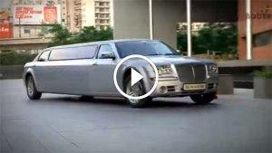 दुनिया की सबसे लग्जरी और लंबी कार को बुक कीजिए मात्र 10 हजार में