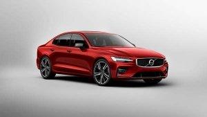 न्यू 2019 Volvo S60 Sports सिडैन अन्वेल - लेटेस्ट सेफ्टी फीचर से होगी लैस