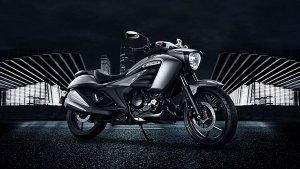 सुजुकी इंट्रूडर — एक बेहद ही शानदार क्रूजर बाइक