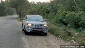लॉन्च से पहले वीडियो में देखें महिंद्रा XUV 300 की टेस्टिंग