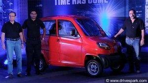 आ गयी ऑटो रिक्शा से बेहतर सवारी, बजाज क्यूट महाराष्ट्र में हुई लॉन्च