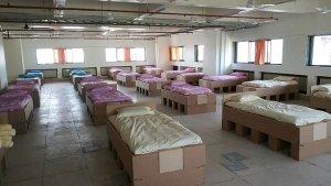 MG Motor ने 200 बेड किया दान, अस्पताल व आइसोलेशन सेंटर में होगी उपलब्ध