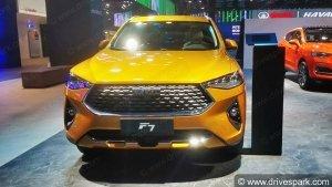 Great Wall Motors भारत में यह कारें कर सकती है लॉन्च, जानें हवल एफ7, एफ5, एच6