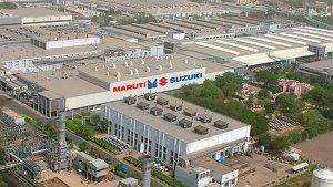 मारुति सुजुकी कारों का उत्पादन करेगी कम, इस उपकरण की हो रही है भारी कमी