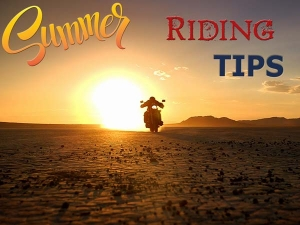 बाइक ड्राइविंग टिप्स : गर्मी में बाइक चलाते वक्त के ये साबित होंगे सच्चे हम'सफर'