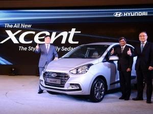 भारत में लॉन्च हुई 2017 Hyundai Xcent, कीमत Rs 5.38 लाख से शुरू