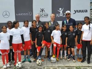 इस ऑटो निर्माता के साथ बच्चों को खिलाड़ी बनाने के लिए आगे आए युवराज सिंह