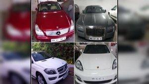 ईडी ने जप्त की नीरव मोदी की लग्ज़री कार्स - कई विदेशी गाड़ियाँ भी शामिल - कीमत करोड़ों में