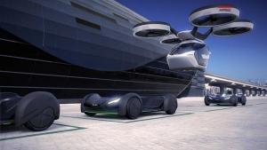 आ गई है उड़ने वाली कार, आॅडी ने किया एग्रीमेंट