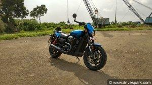हार्ले डेविडसन स्ट्रीट रॉड 750 — शानदार स्पोर्ट क्रूजर बाइक
