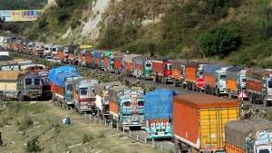 ट्रक ड्राइवर पर लगा 2 लाख पांच सौ रुपयें का जुर्माना, अब तक का सबसे बड़ा चालान