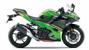 कावासाकी निंजा 400 को नए रंग के साथ किया गया लॉन्च, कीमत 4.99 लाख रुपयें