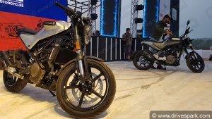 हस्कवरना विटपिलेन 250 व स्वार्टपिलेन 250 को किया गया इंडिया बाइक वीक 2019 में पेश