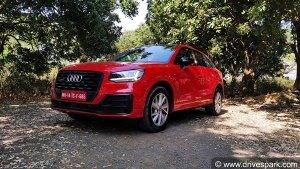 Audi Q2 Review (First Drive): ऑडी क्यू2 रिव्यू: क्या यह है बेस्ट एंट्री लेवल प्रीमियम एसयूवी?