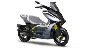 Yamaha E01 इलेक्ट्रिक स्कूटर हुई पेश, आधुनिक डिजाइन व फीचर्स से है लैस