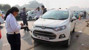 दिल्ली में बगैर पीयूसी के गाड़ी चलाई तो लगेगा 10,000 रुपये का जुर्माना, हो सकती है 6 महीने की जेल