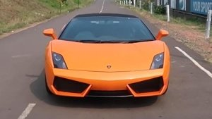 बिक रही है क्रिकेट कप्तान विराट कोहली की लेम्बोर्गिनी कार, 1.35 करोड़ रुपये में ले जाएं घर