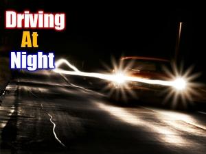 रात में करनी है ड्राइविंग, तो ध्यान रखें ये बातें