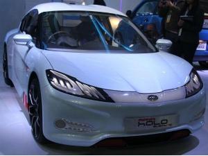 महिन्द्रा ने ऑटो एक्सपो में पेश किया शानदार इलेक्ट्रिक कार