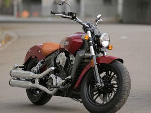 भारत में इंडियन मोटरसाइकिल ने स्काउट की बुकिंग शुरू की